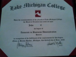 Free Associates Degree