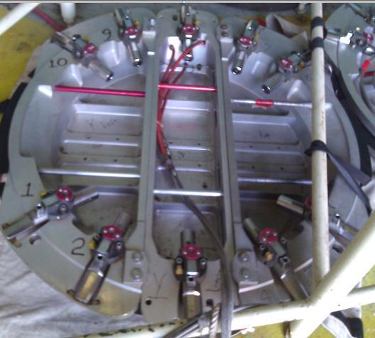Steam generator nozzle dam jumping action economics