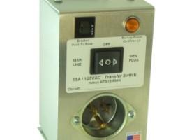 single circuit transfer switch