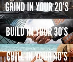 Grind in 20s