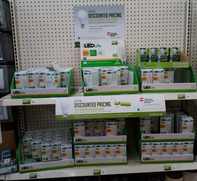 Led light bulbs at the dollar store action economics The light bulb store