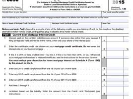 Mortgage Credit Certificate 2