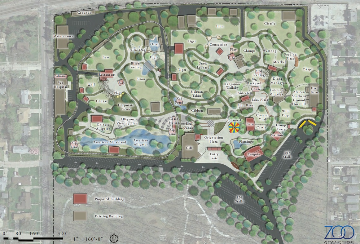 Potawatomi Zoo Master Plan
