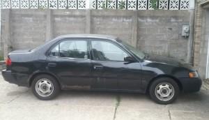 My 1K car