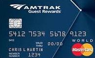 Amtrak Mastercard