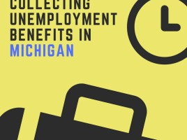 Collection unemployment benefits michigan
