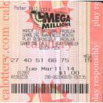 Lottery jackpot