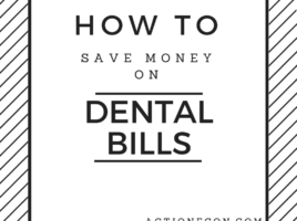 How To Save Money On Dental Bills