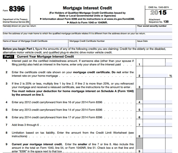 Get A Mortgage Credit Certificate Before Buying House Action. Breakdown Of Irs Treatment Mortgage Credit Certificates. Worksheet. 2014 Earned Ine Credit Worksheet At Clickcart.co