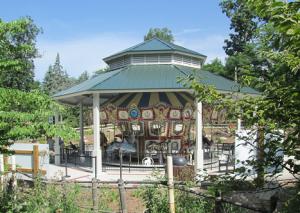 Potawatomi Zoo Carosel