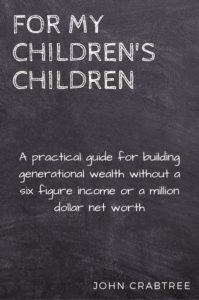 How To Build Generational Wealth Book