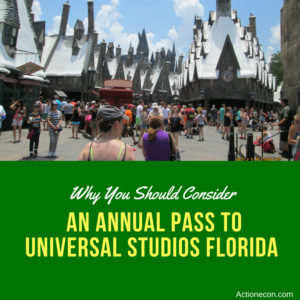 Annual pass to universal studios florida