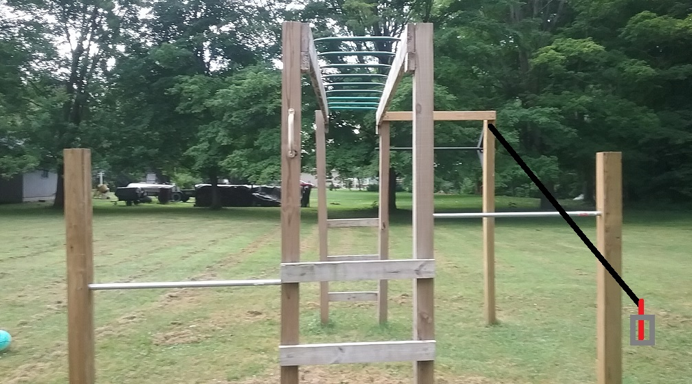Monkey Bar Modification