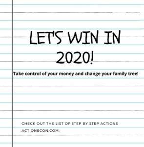 Let's Win In 2020