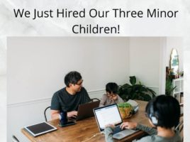 How to hire your kids